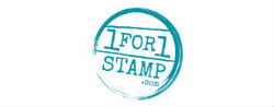 Small logo 1for1stamp for web